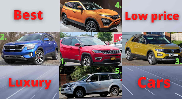Best luxury cars in India