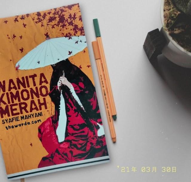 Wanita Kimono Merah - Syafie Mahyani - Lejen Press
