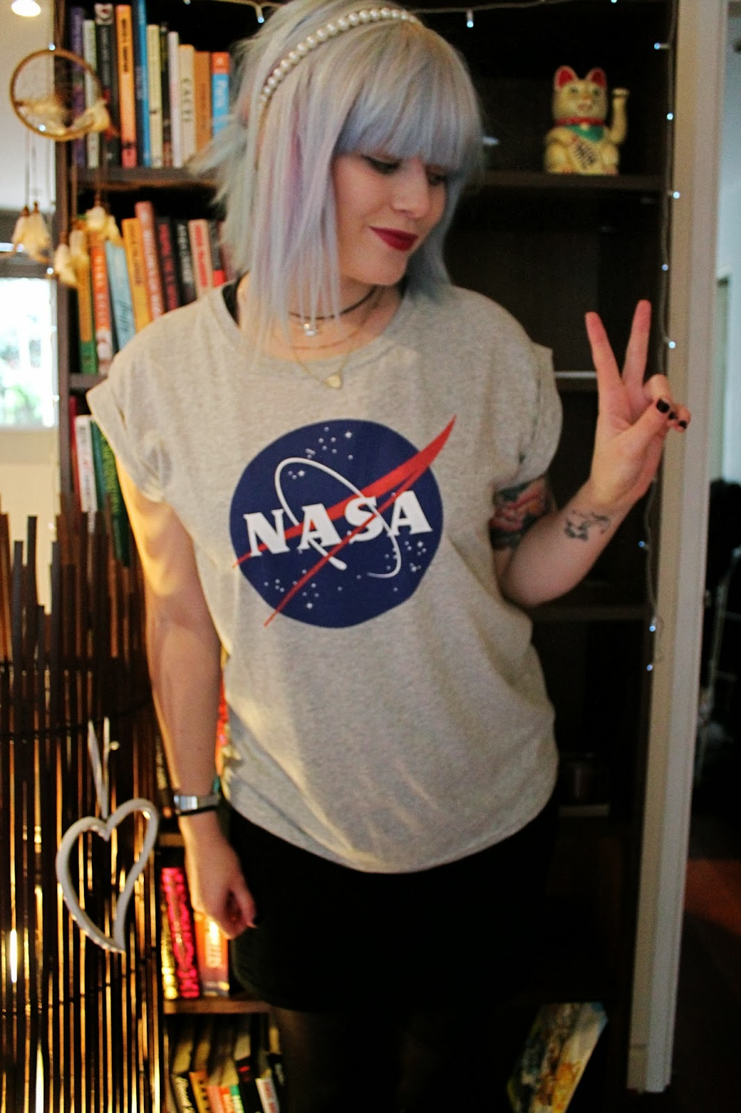 NASA T-Shirt Girls (page 3) - Pics about space