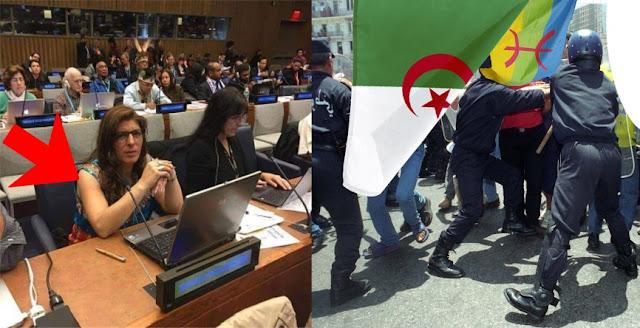 كاميرا نايت سيد اختطاف الجزائر الامازيغ