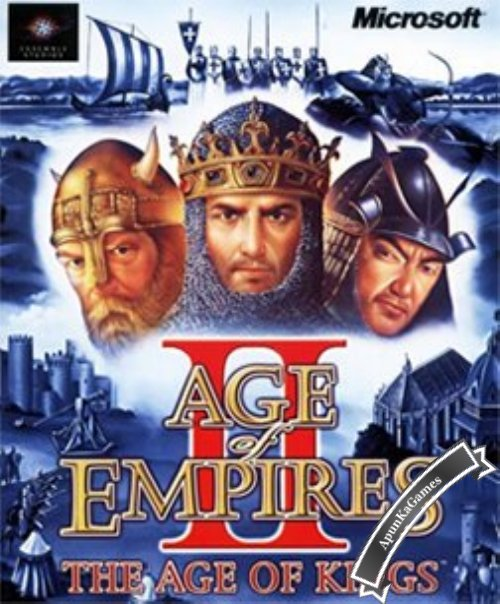 Age of Empires 2 Cover, Poster