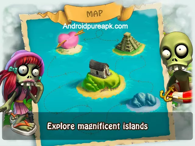 Zombie Castaways Hack Apk