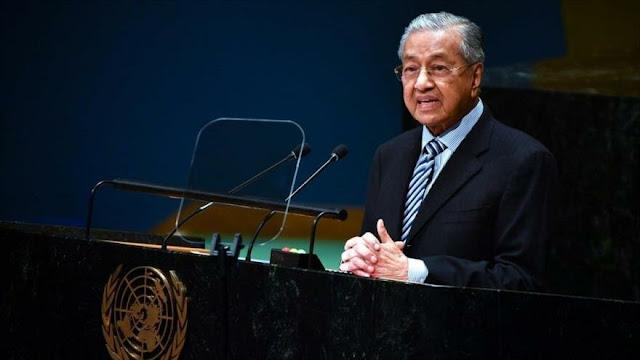 Malasia ante la ONU: Terrorismo surgió tras la creación de Israel