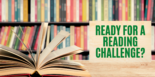 Love reading challenges? Check out my other blog: