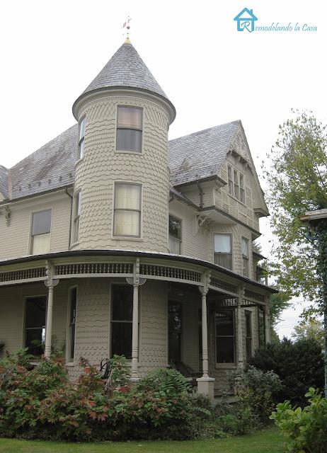Charming Victorian Style Row Remodelando La Casa