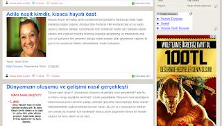 Blogger'de widget'i anasayfada gösterme