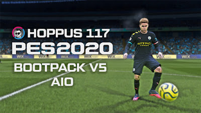 PES 2020 Bootpack V5 AIO by Hoppus117