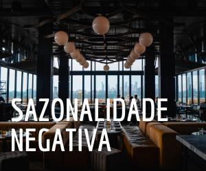 Restaurante na sazonalidade