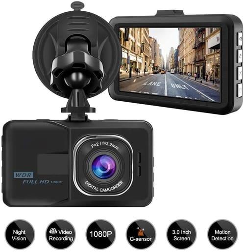 Aigoss Car Camera