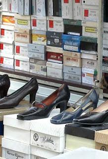 Kemasan sepatu wanita murah