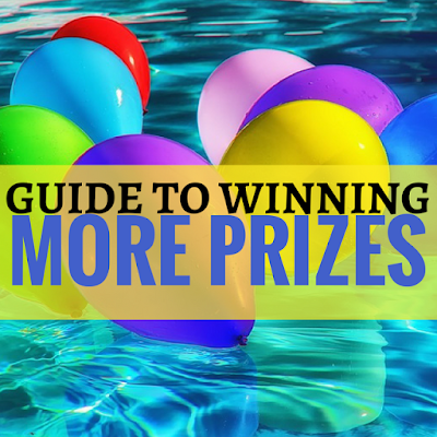 Win more prizes guide