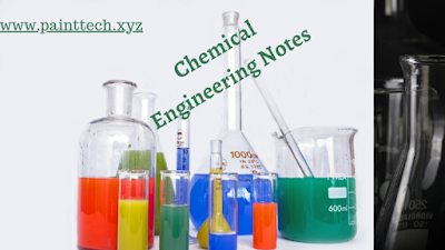 Chemical Engineering notes