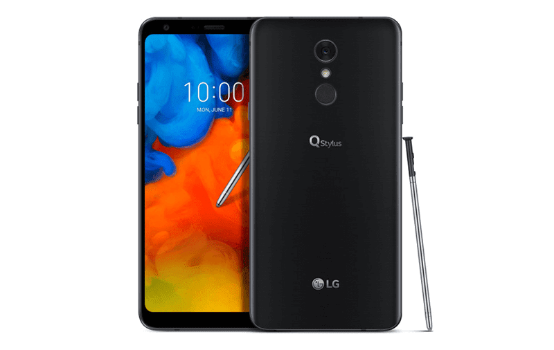 It is a bigger and pen-equipped mid-range Q series device