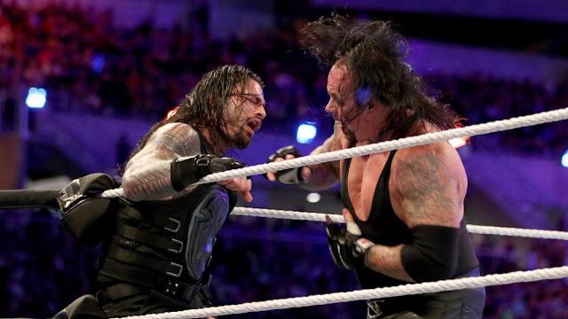 Roman Reigns beszélt The Undertaker és John Cena legyőzéséről