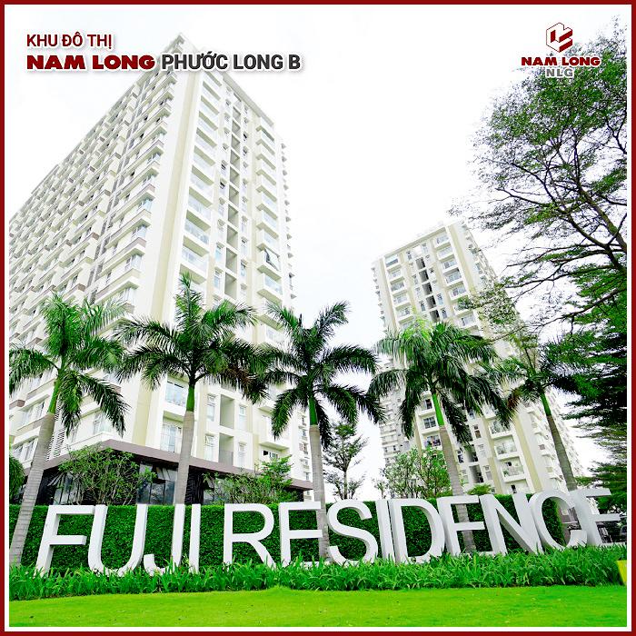 Phối cảnh khu đô thị Nam Long Phước Long B