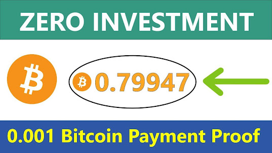Instant payment free bitcoin earning site