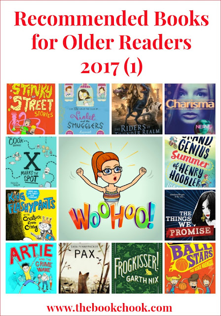 Recommended Books for Older Readers 2017 (1)