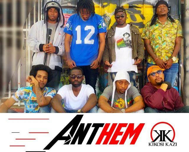 Kikosi kazi ft Chibwa – Anthem