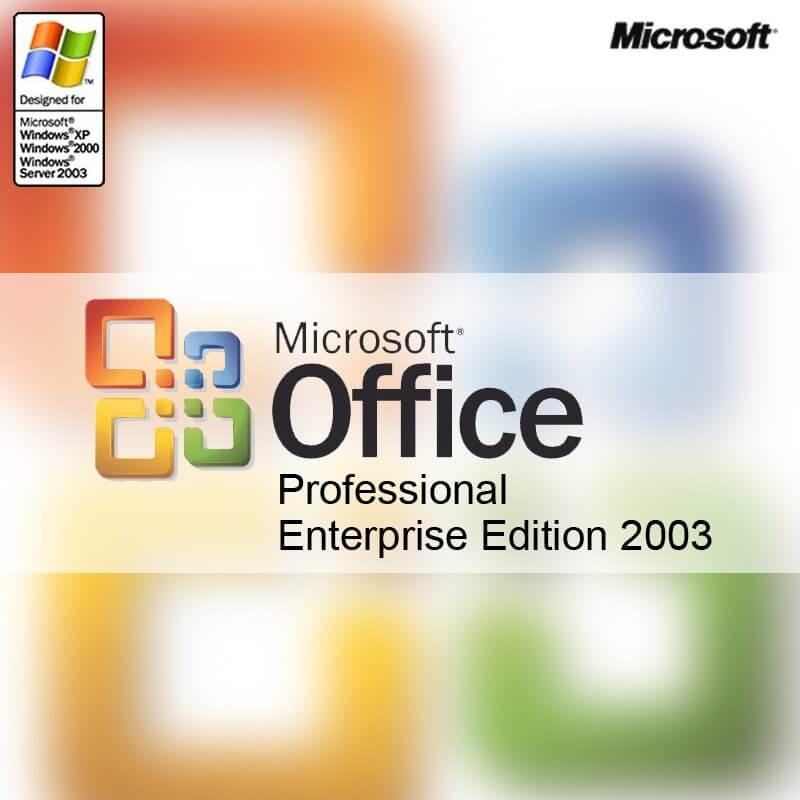 اوفيس office 2003