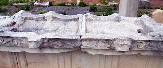 Θρίγκος Δωρικού Ρυθμού στην Αρχαία Μεσσήνη