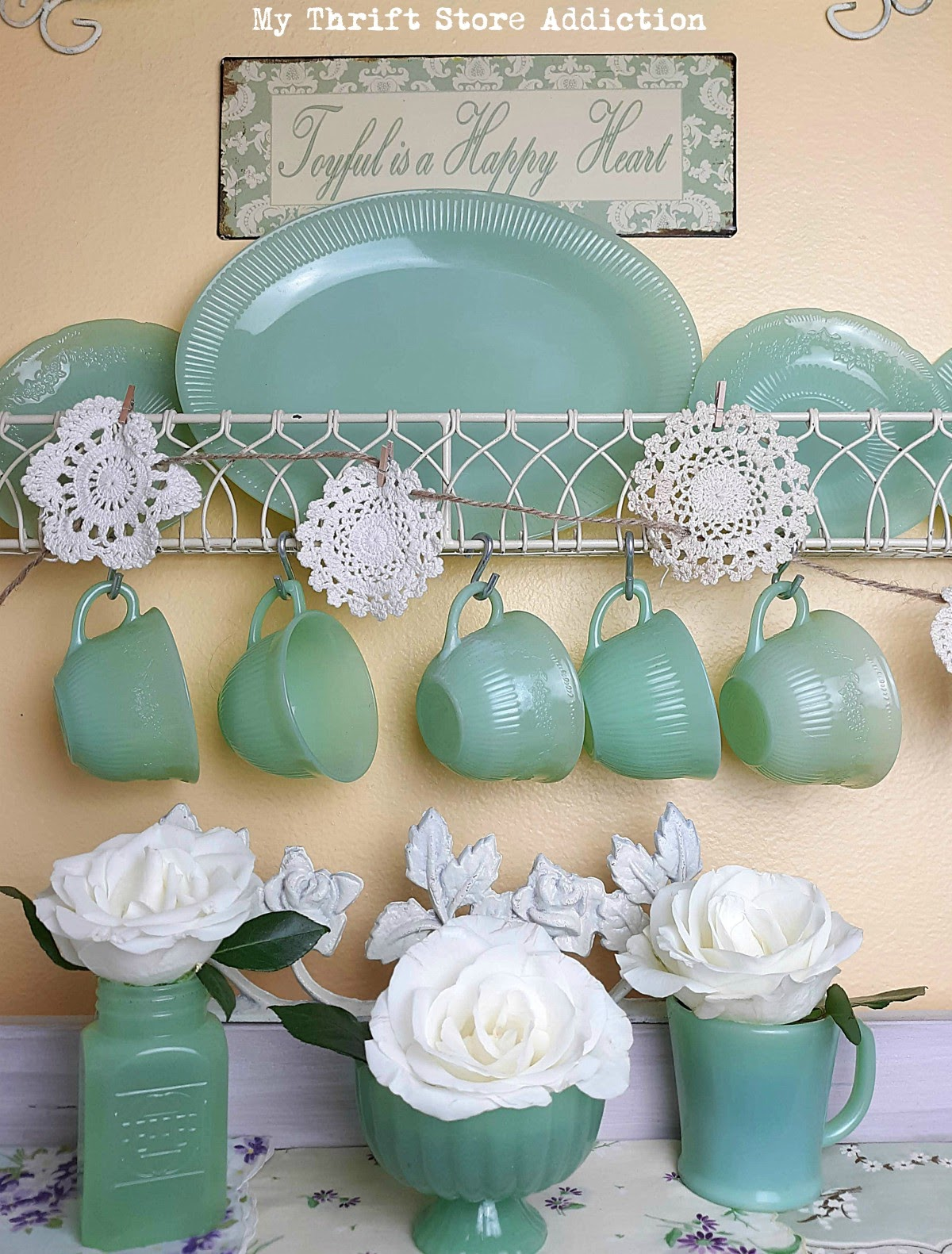 southern spring home tour