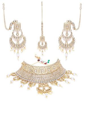 Radha Jewellery set for the wedding 2021