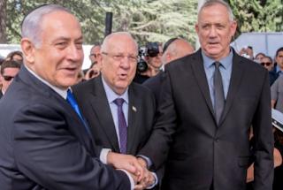 رفض الحزب الأزرق الأبيض شروط نتنياهو للانضمام إلى الحكومة الإسرائيلية الجديدة