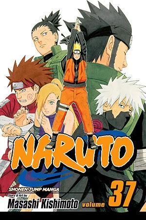 Naruto Tomo 37
