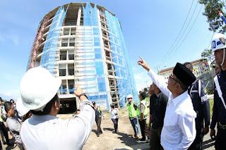 Ridwan Kamil Groundbreaking Pembangunan Apartemen Rakyat Rancacili Bandung