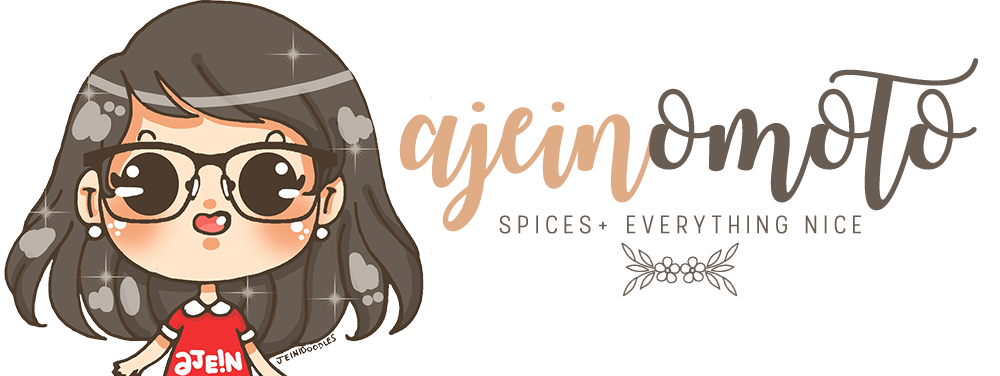 Ajeinomoto: Spices + Everything Nice