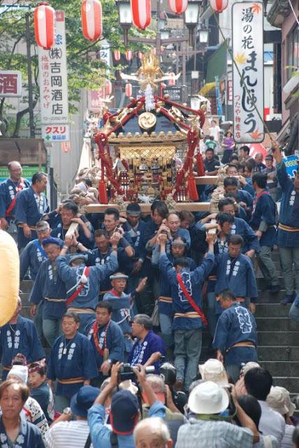 Ikaho Matsuri, Shibukawa City, Gunma Pref.