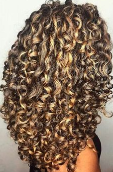 Permanent hair