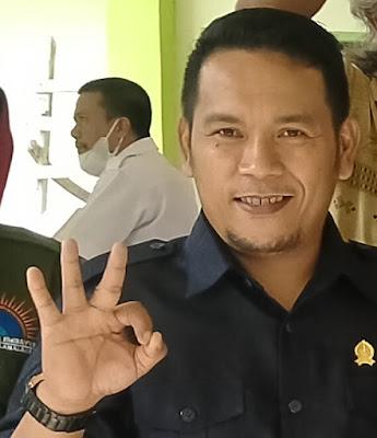 Wakil Ketua DPRD Bantaeng, Muhammad Ridwan S.Ag