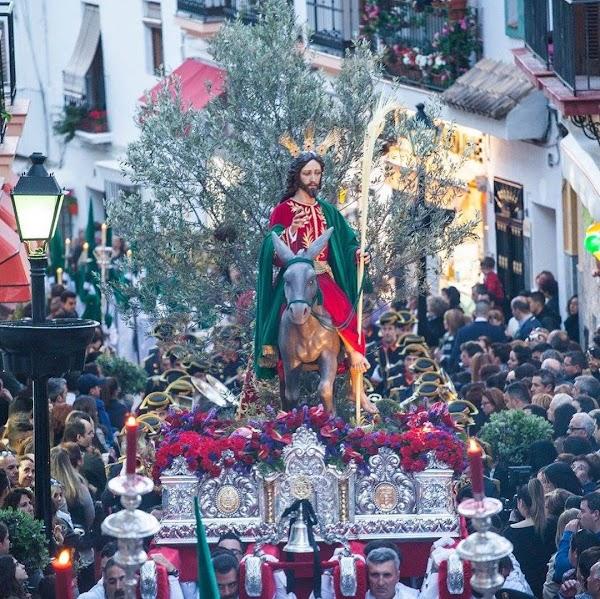 La Pollinica de Marbella contrata a Pasión de Linares para su Extraordinaria