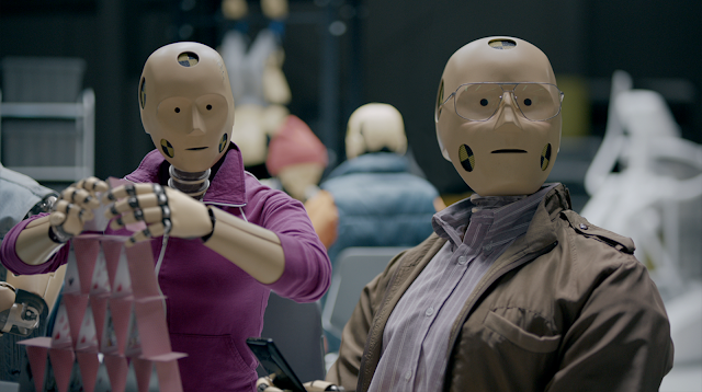 New Spot from Toyota & Saatchi LA: The Life of a Crash Test Dummy