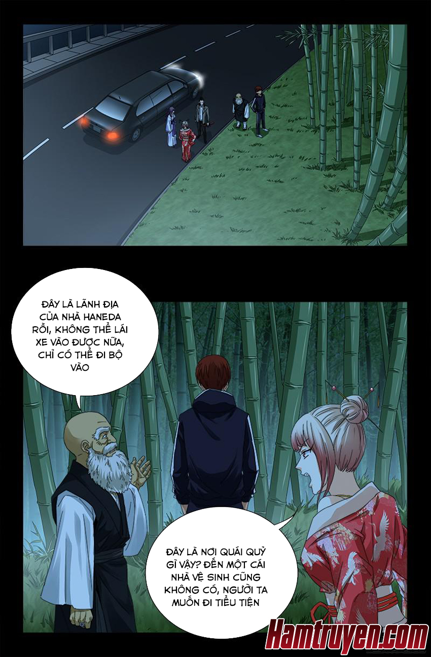 Huyết Ma Nhân Chap 356 - Trang 2