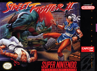 Street Fighter 2 The World Warrior (BR) [ SNES ]