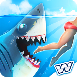 Download Hungry Shark World Apk Unlimited Money Latest
