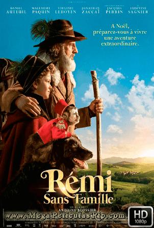 Remi: Una Aventura Extraordinaria [1080p] [Latino-Frances] [MEGA]