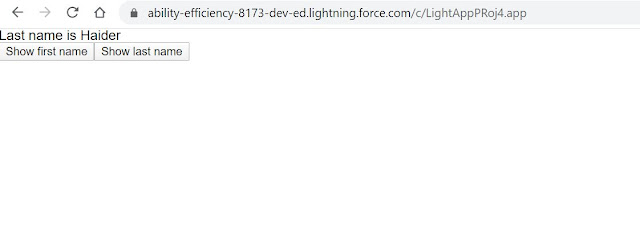 Conditional rendering in lightning web component