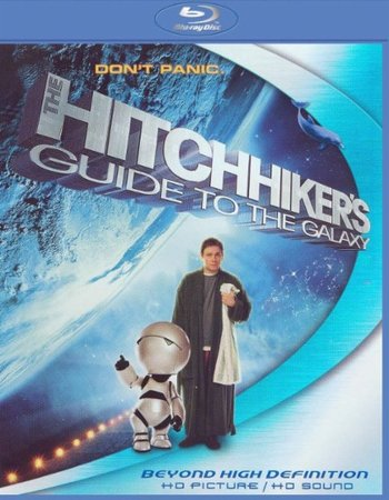 The Hitchhikers Guide to the Galaxy (2005) Dual Audio 720p