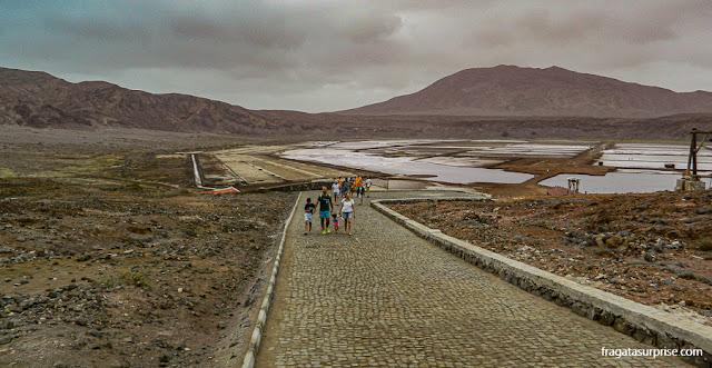 Salinas da Pedra de Lume, Ilha do Sal, Cabo Verde