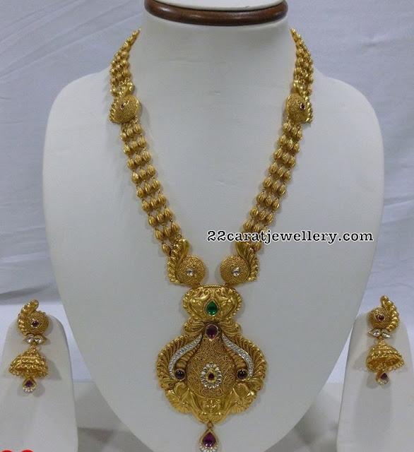 Kundan Finish Antique Jewellery