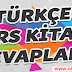 4. Sınıf Koza Yayınları Türkçe Ders Kitabı Cevapları 2019-2020