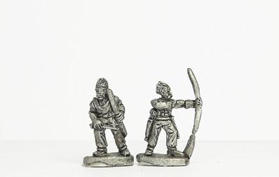AGA4   Celtic archers