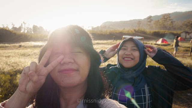 pengalaman ikut open trip rancaupas sunrise