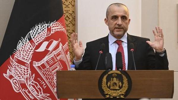 Wapres Afghanistan Deklarasikan Diri Sebagai Presiden Sementara