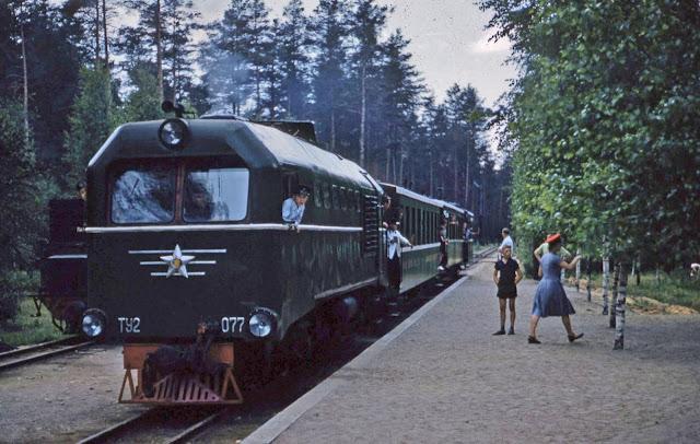 Rigas bernu dzelzcels