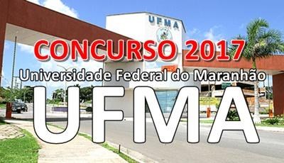 Apostila Universidade Federal do Maranhão - UFMA 2017