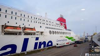 De Londres a Amsterdam: como ir de navio